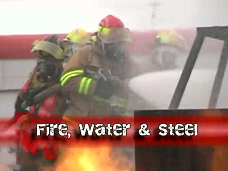 YouTube- Car Fires Steel, Fire and Water