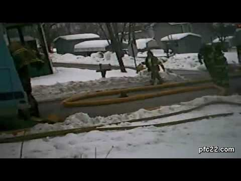 Bloomington (MD) House Fire