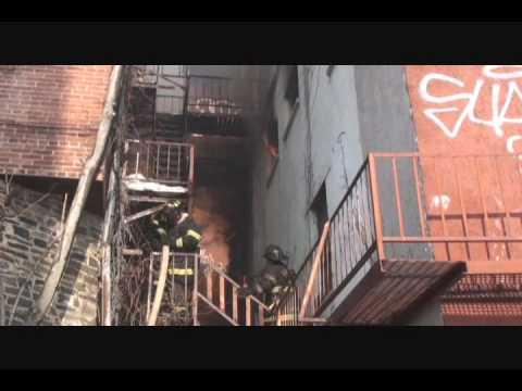 Baltimore (MD) 5-Alarm Fire