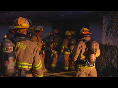 Largo (FL) Structure Fire