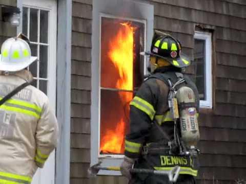 Dennis (MA) Structure Fire