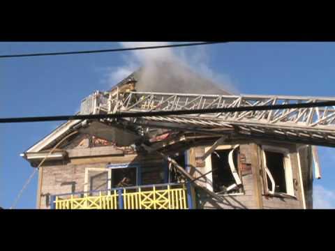 Providence (RI) 2-Alarm Fire