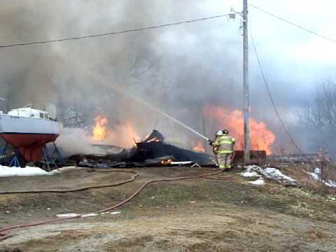 Second video on Warren Fire