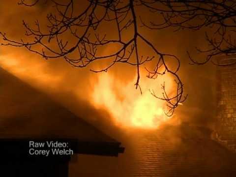 Warwick (RI) 4-Alarm Fire
