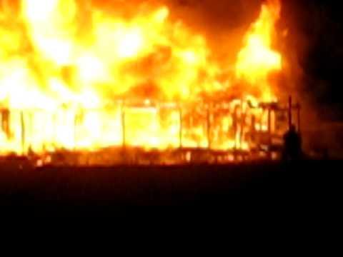 Louisiana House Fire