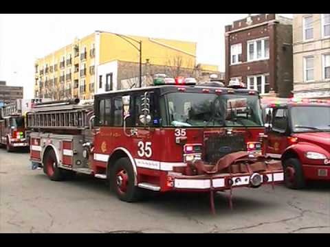 Chicago Structure Fire