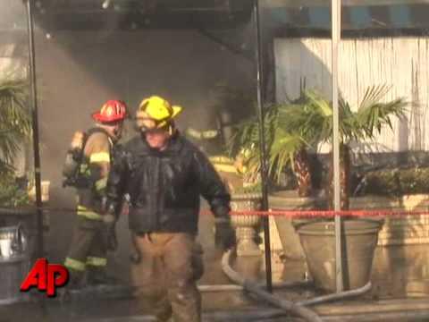 Dallas 4-Alarm Fire