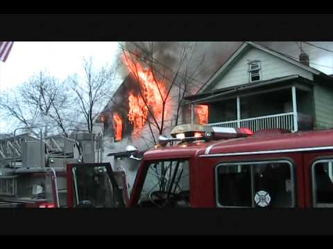 Waterbury (CT) Structure Fire