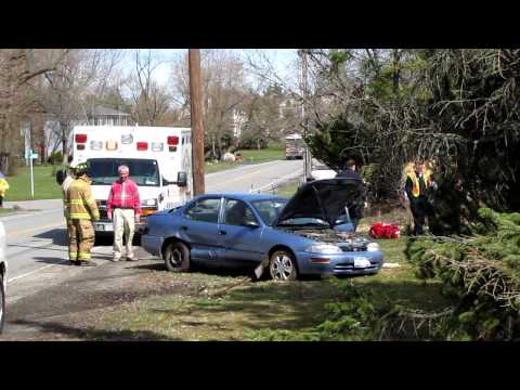 MVA With Injuries