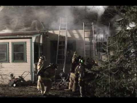 Porter (IN) House Fire