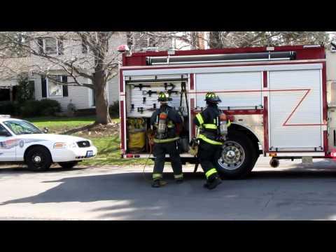 Brighton (NY) House Fire