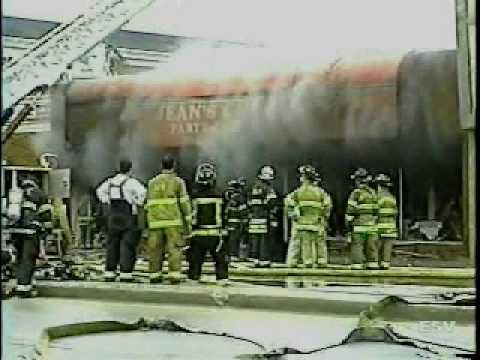 2-11 ALARM BURNS OUT GIFT SHOP