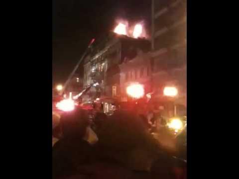Chinatown (NY) Fire