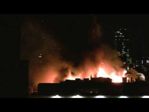 Grand Street (NY) Fire