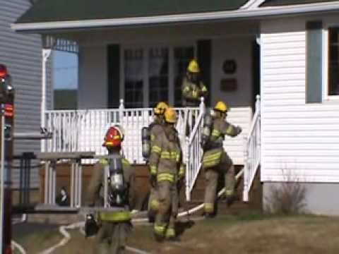 Moncton (Canada) House Fire