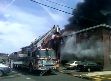 Spring Valley (NY) Structure Fire (Part I)