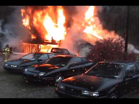 Clarksburg (WV) Structure Fire