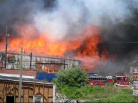 Chattanooga (TN) 2-Alarm Fire