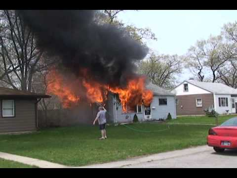 New Chicago (IL) House Fire