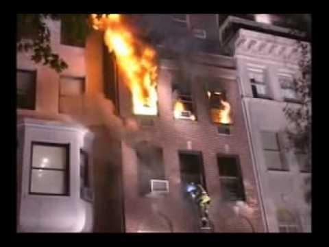 Manhattan 2-Alarm Apartment Fire