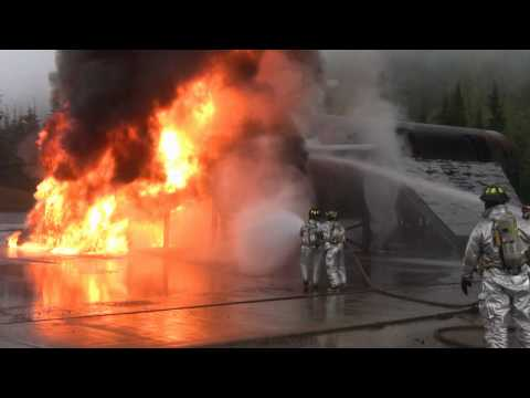 2010 Boeing Fire Dept. Training