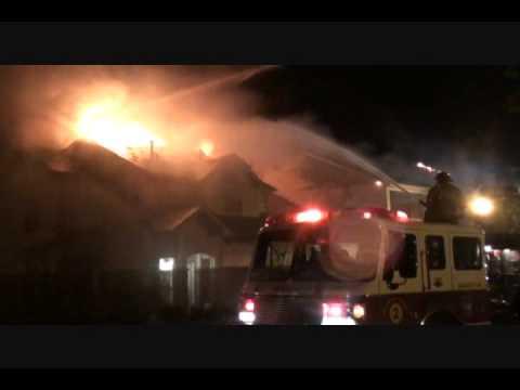 Baltimore Cnty. (MD) 2-Alarm Fire