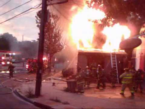DCFD Structure Fire (Part II)
