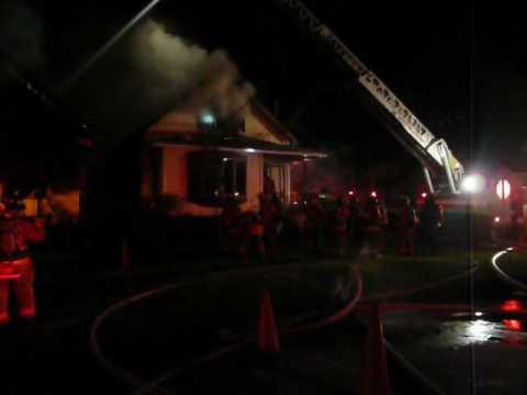 Buffalo Fatal 2-Alarm Fire