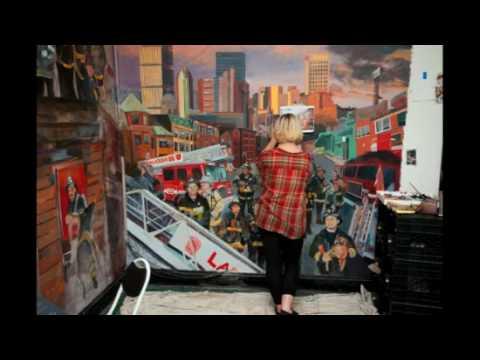 Fallen Boston Firefighter Mural Project