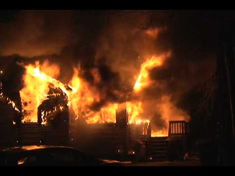 Incredible Structure fire