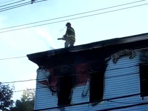 2-Alarm Fire in Framingham (MA)