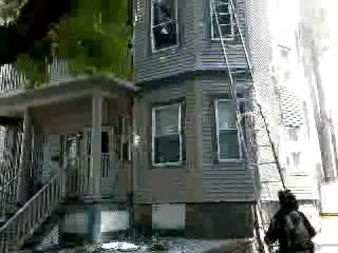 Boston House Fire Rescue