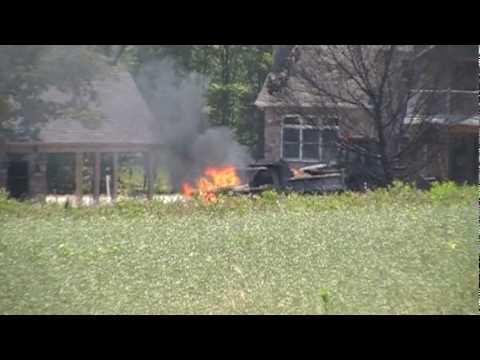 Bushkill Twp Fatal Explosion 7-5-10