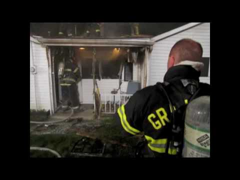 Westover (WV) House Fire