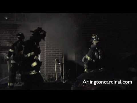 Arlington (IL) Basment Fire