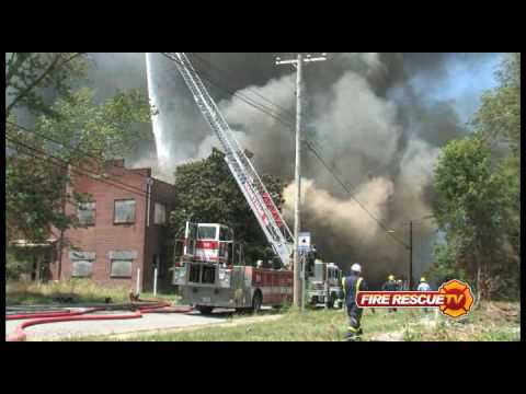 Nashville 3-Alarm Fire