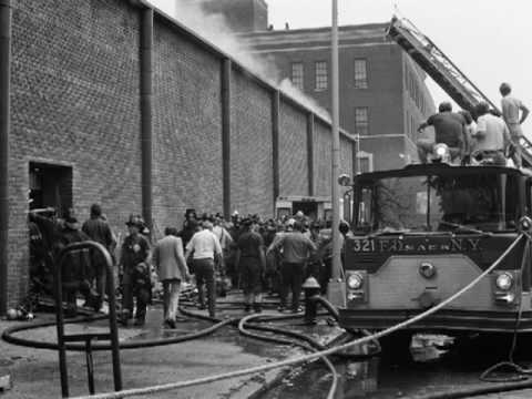 FDNY Waldbaum Fire Memorial August 2, 1978