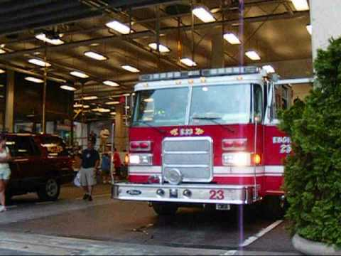 BCFD Steadman Station Video 2009
