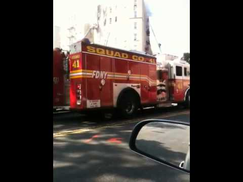 NYC Apartment Fire