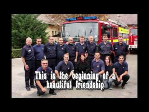 New firetruck in Kóka volunteer fire brigade