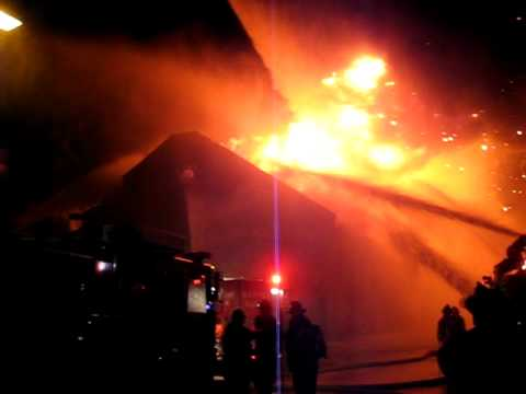 Boston 9-Alarm Fire