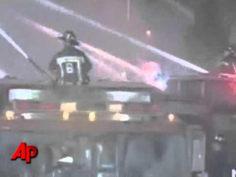 Boston 9-Alarm Warehouse Fire