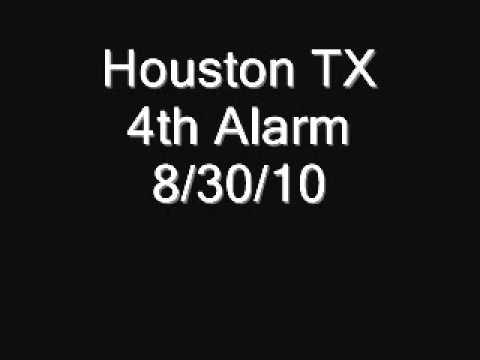 Houston High-Rise Fire Audio