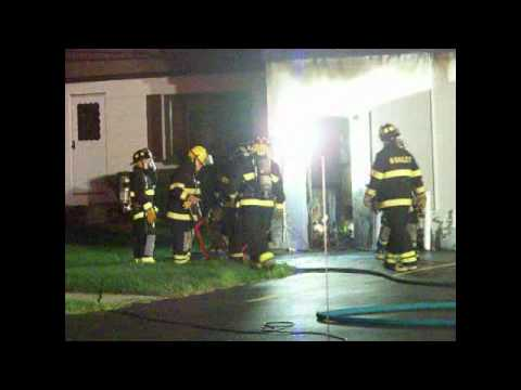 North Bailey (NY) Paint Store Fire