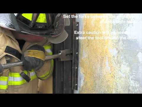 Forcible Entry, Inward Opening Door