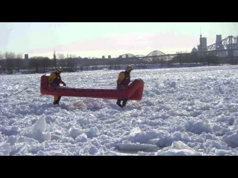 Ice Rescue Technician Training