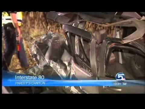 Crash Claims Utah Firefighter