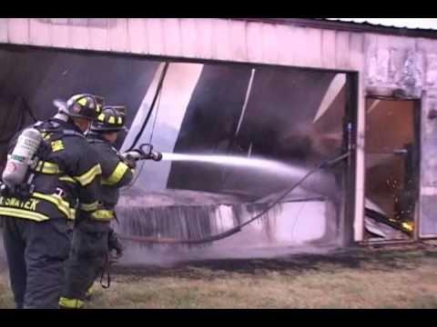 Channahon (IL) Structure Fire