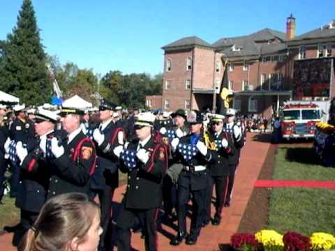 NFFF 2010 Memorial Service