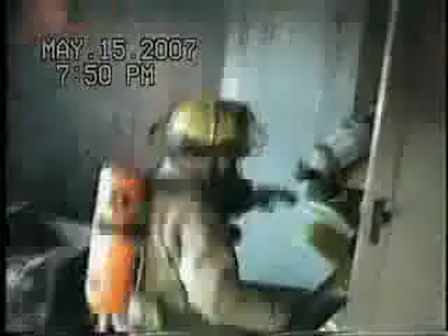 Interior Fire Attack